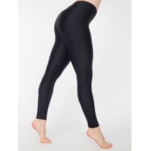 American Apparel High Waist Legging